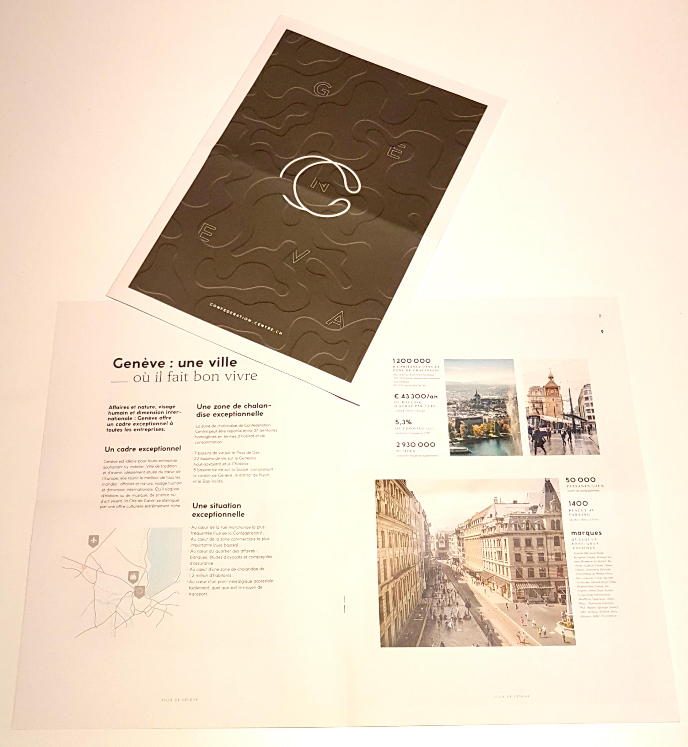 Confédération Centre - Brochure #1