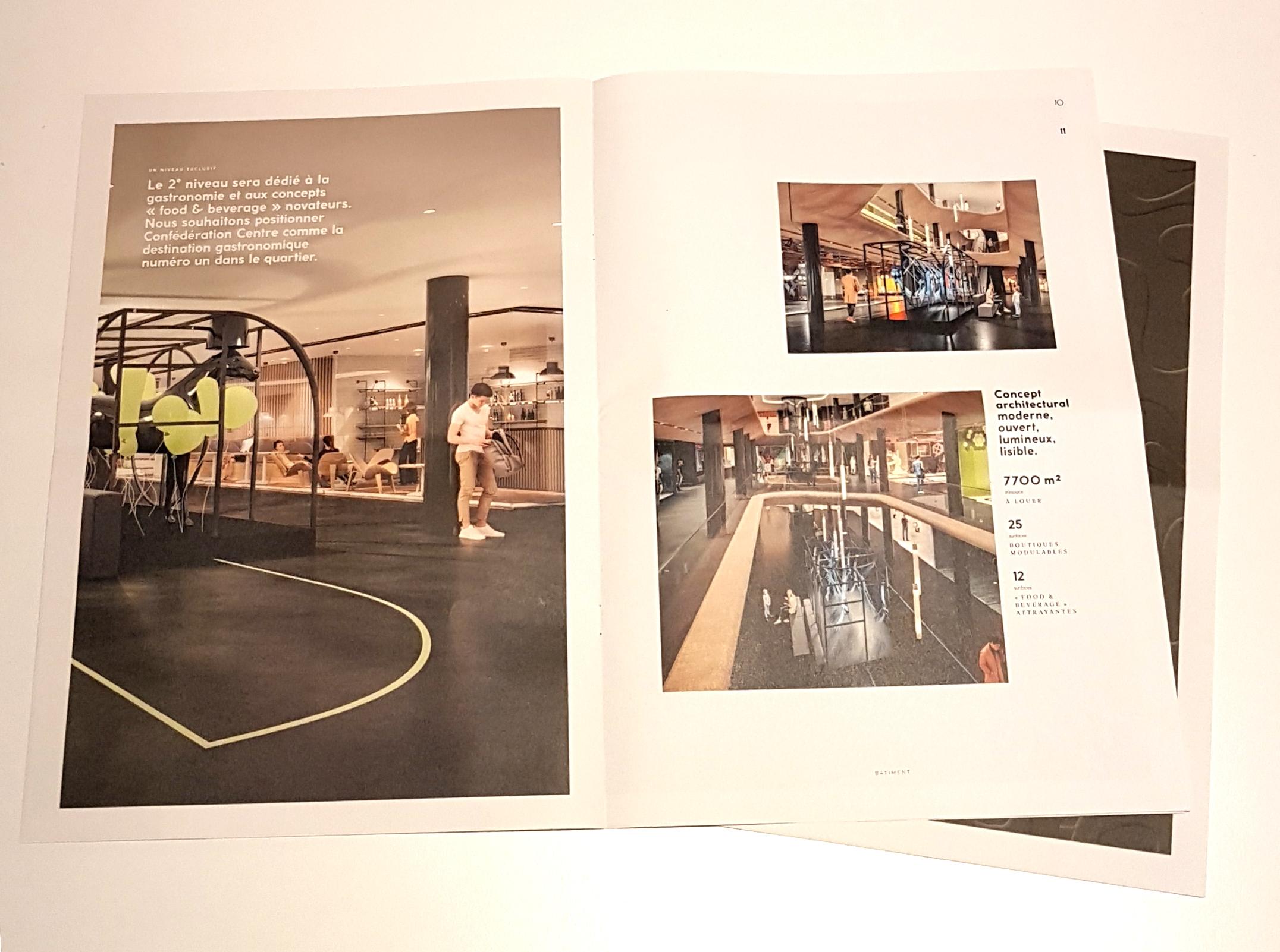 Confédération Centre - Brochure #3