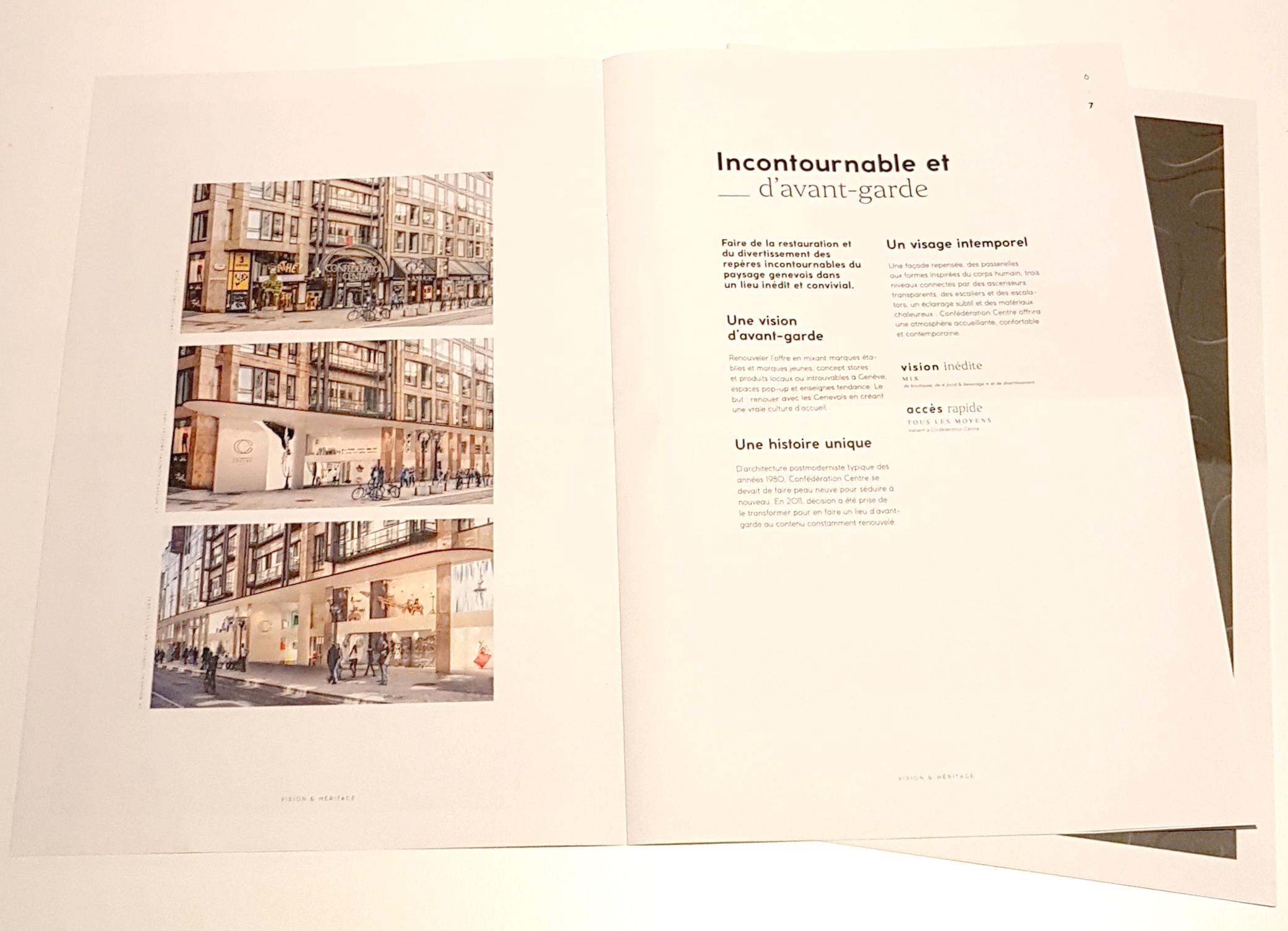 Confédération Centre - Brochure #2