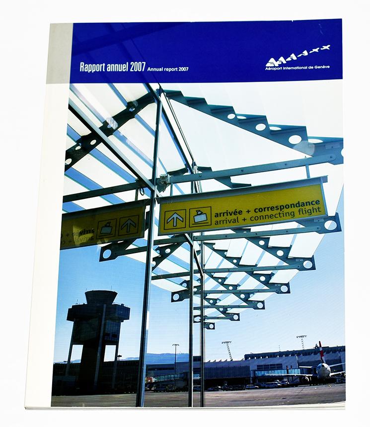 Aéroport International de Genève - Rapport annuel