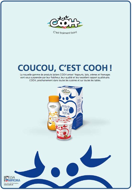 COOH - Campagne régionale de lancement