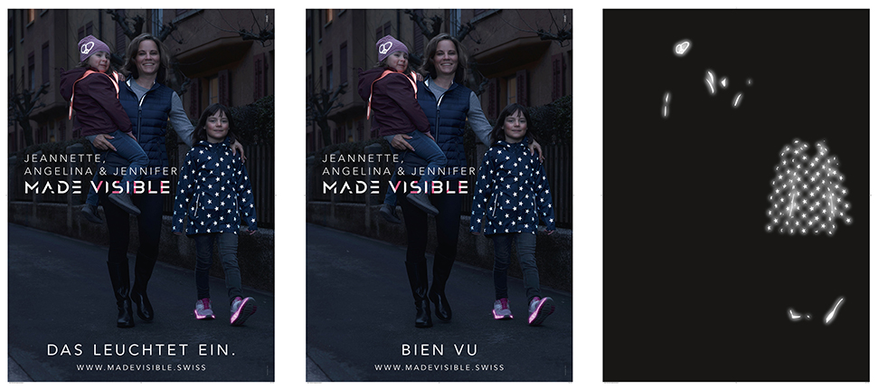 "Adaptation - TCS - Campagne nationale de sensibilisation ""Made Visible"""