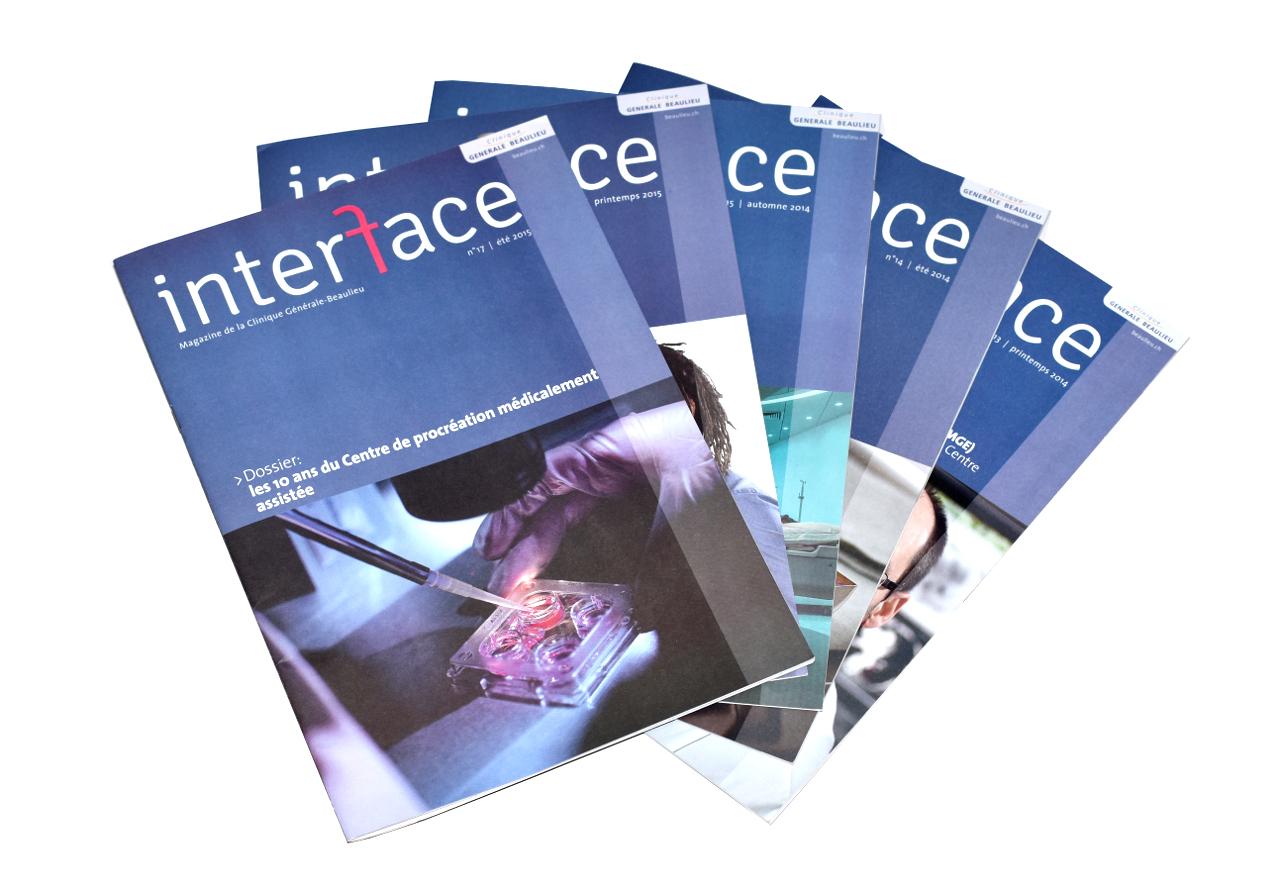 Clinique Générale-Beaulieu - Magazine Interface