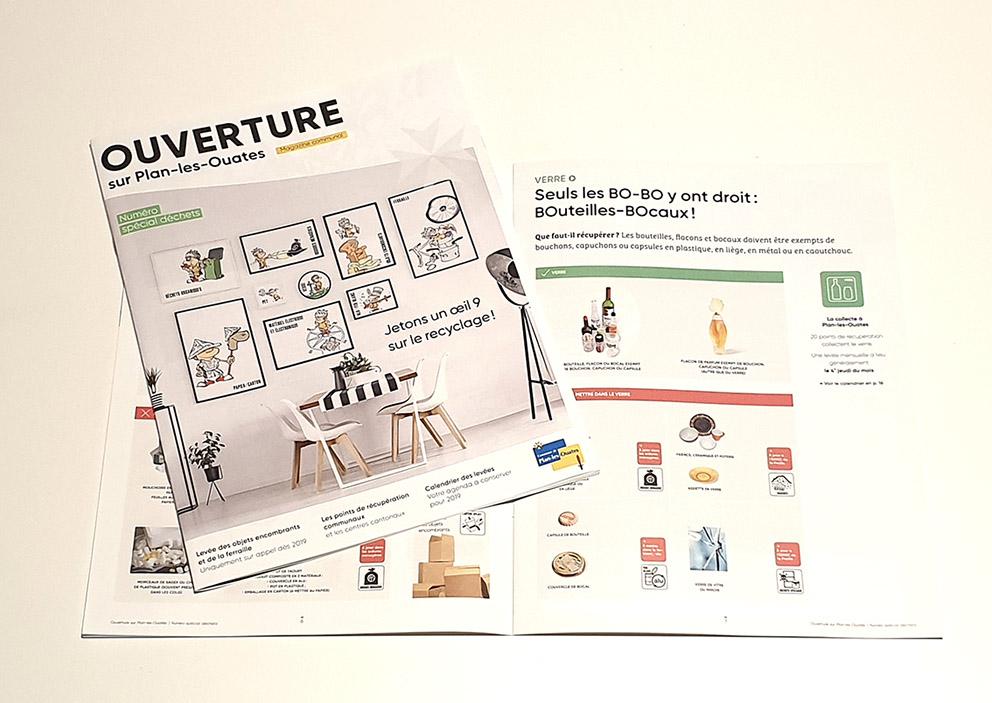 Services - Magazine Ouverture - Page Bocaux