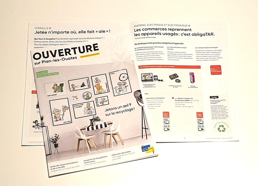 Services - Magazine Ouverture - Page Jetée
